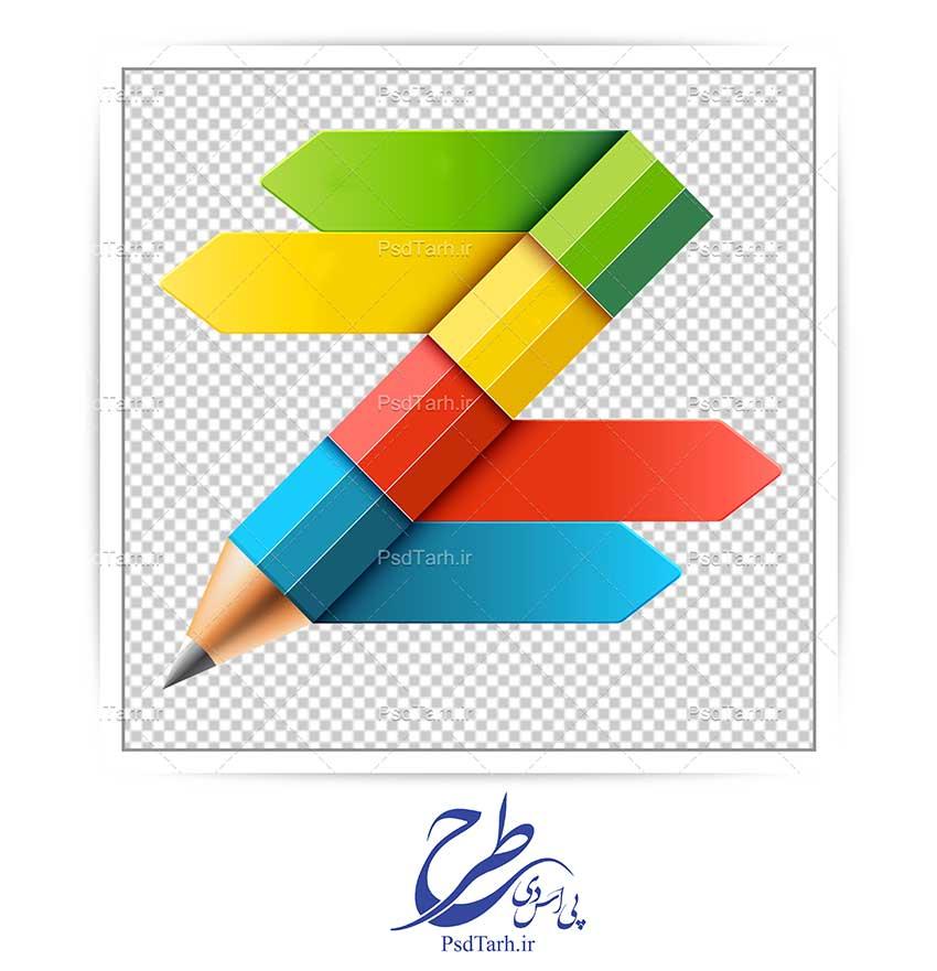 """<span itemprop=""""name"""">دوربری مداد رنگی</span>"""