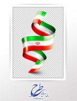 دوربری 3 بعدی پرچم ایران